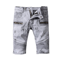 Discount Mens Denim Cargo Shorts | 2017 Mens Cargo Denim Shorts on ...