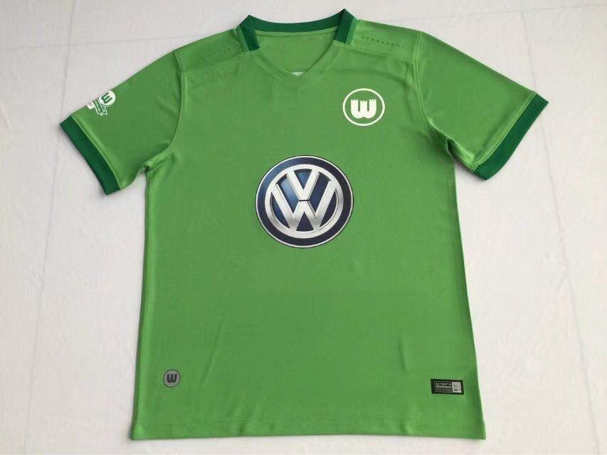 vfl wolfsburg jersey