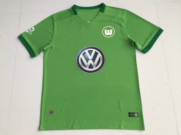 official photos 43fda dc93e 2018 2017 2018 VfL Wolfsburg Jersey 17 18 Home Away Best Quality Sports  Outdoors Shirts Jeresys From Xx416764580, $13.41 | DHgate.Com