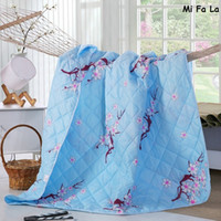 Wholesale 2017 Summer Quilt Home Textiles Suitable for Children Kids Adult Blanket Comforter Bed Cover Quilting