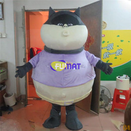 $enCountryForm.capitalKeyWord NZ - FUMAT Adult Size cute animal fat Cat Costume Halloween Christmas OEM Cartoon Mascot Clothing Party Fancy Dress Picture Customization
