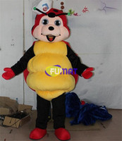 black beetle pictures - FUMAT Black And Red Ladybird Insect Beetle Mascot Costume Ladybug Lady Beetle With Smiling Face Beetle Cartoon Costume Picture Customization