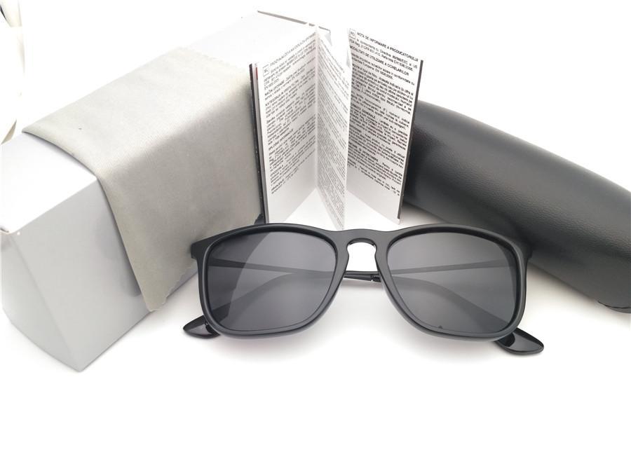 FASHION Brand Designer Fashion Men Women Sunglasses UV Protection 54mm  Outdoor Sport Vintage Polarized Sunglasses with Box And Cases Polarized  Sunglasses ... 2f55d43ef9
