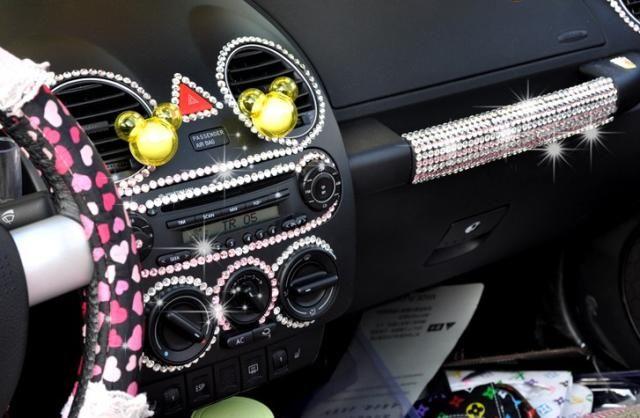 30SHEET / 3MM 918 Samoprzylepny Rhinestone Dekoruj naklejki Naklejki do samochodu / komputera / Mobile Bling