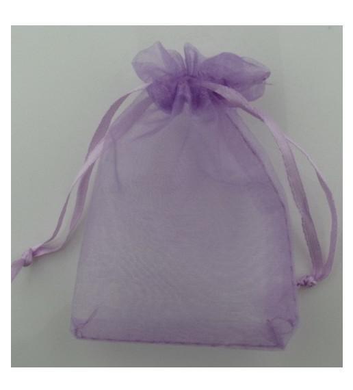 Luxe Organza Sheer Gift Candy Tassen Bruiloft Gunst Organza Pouch Sieraden Party Xmas Gift Bags 5x7cm, 7x9cm, 9x12cm, 10x15cm, 11x16cm