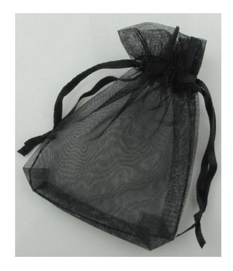 أكياس الأورجانزا الفاخرة هدية حلوى الزفاف الإحسان الأورجانزا الحقيبة مجوهرات حزب هدية عيد أكياس 5x7 سنتيمتر ، 7x9 سنتيمتر ، 9x12 سنتيمتر ، 10x15 سنتيمتر ، 11x16 سنتيمتر