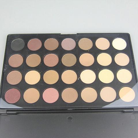 / Pro 28 couleur Mat Fard À Paupières Palette Ombre À Paupières Maquillage Fard À Paupières suite Facile à Porter 6 #