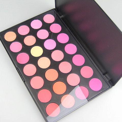 Professional Blusher Makeup Palatte Powder Blush Blinking And Graceful Blusher Powder