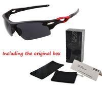 Wholesale Male Sunglass - 2017 brand Holbrook Sunglasses men women UV400 Goggle outdoors Sports sunglass Fashion male Oculos de sol with Original Accessories