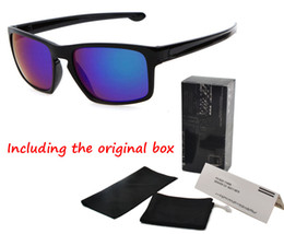 Wholesale Original Design Brand - Brand design Cycling Eyewear Sunglasses Men women Outdoor Sport Sun glasses Bicycle Bike Goggle Glasses oculos de sol with Original box