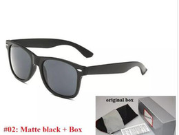 8981056a18a 1pcs best Hot New Brand Designer Fashion Men and Women Sunglasses UV  Protection Sport Vintage Sun glasses Retro Eyewear With box and cases