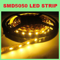Wholesale Ip66 Led Strip Light - High Bright 840-960LM 5M SMD5050 300LEDs Warm Pure Cool White RGB Flexible LED Strip Light Non-waterproof,Glue Dropping IP65,Tube IP66,IP68
