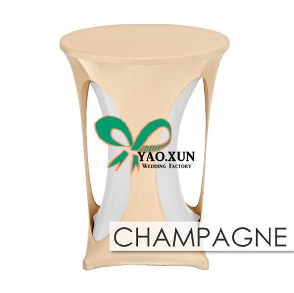 champagne & white