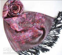 Womens Scarves Red Australia - new fashion womens Scarf wrap shawl Scarves Shawl 12 PCS LOT #1343