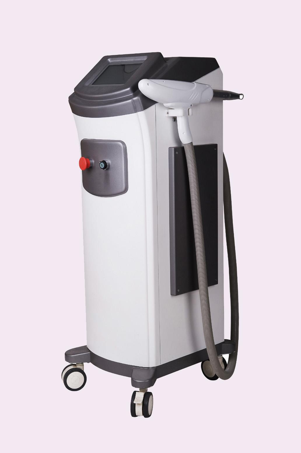 Long Pulse Nd Yag Laser Hair Removal System 1064nm ...