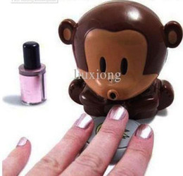 Wholesale Blow Monkey - Wholesale - - nail polish dryer,drying quickly,blow monkey,cute gift