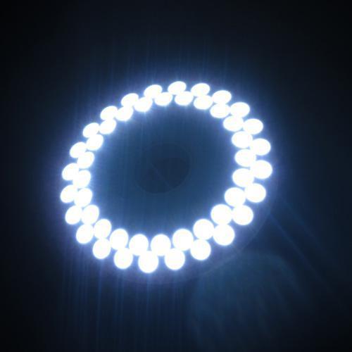 Portátil 48 LED linterna UFO tienda de campaña paraguas luz!