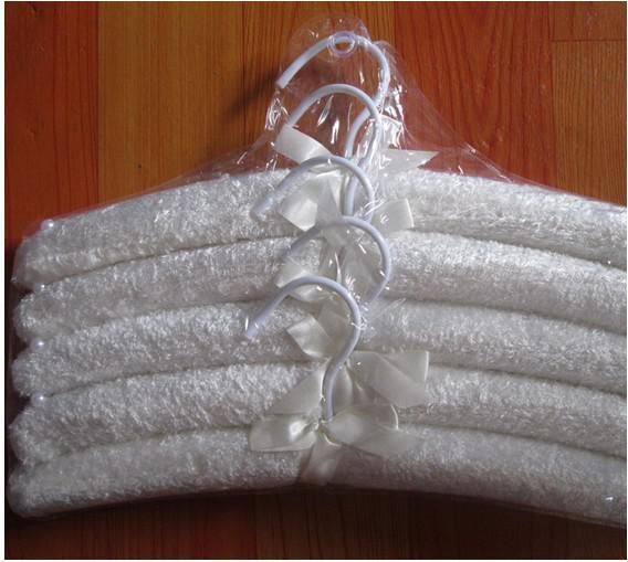 White Wedding Dress Hanger: New Velvet Wedding Dress Hanger White Wedding Accessory