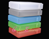Wholesale Hdd Plastic Cover - Plastic Box Case Cover Protector PP for 3.5'' 3.5 inch 2.5 inch HDD Hard Drive