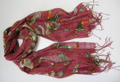 최신 레이디 봄 여름 긴 인쇄 스카프 ponchos 포장 스카프 가기 판매 shawls / # 1380