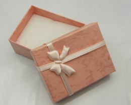 Wholesale Wholesale Pendant Gift Boxes - 20pcs hot new gift Beautiful fashion Jewelry bracelet ring earring pendant box