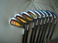 Wholesale Grenda Irons - Grenda D8 irons set,new 2011 golf clubs model