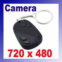 Wholesale Hole Card - key car dvr Camera DVR Covert Video Record Smallest Pin-hole Camera