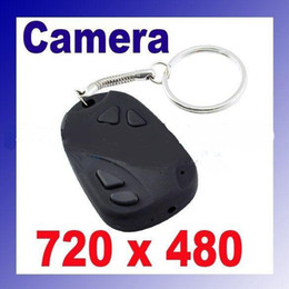 Wholesale Pins Arms - key car dvr Camera DVR Covert Video Record Smallest Pin-hole Camera