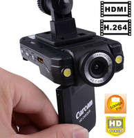 "Wholesale H 264 Car Black Box - K2000 5.0 Mega Pix Car Cam HD Car DVR Full HD 1080P VEHICLE BLACK BOX W 2.0""LCD, HDMI, H.264,"