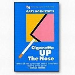 Big Nose Canada - 2 pcs lot cigarette up the nose -- magic trick,magic props,magic toy,magic show