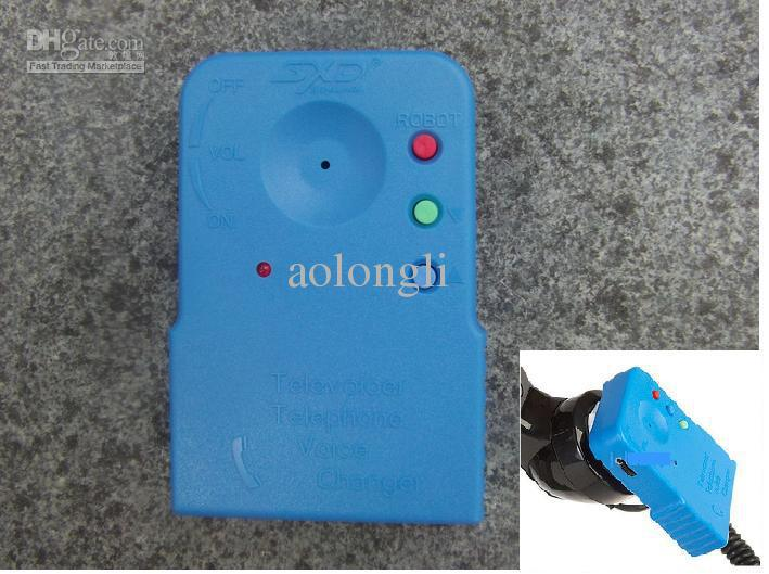 band -Handheld Voice Changer Portable Mobile Phone Telephone sxd-206A