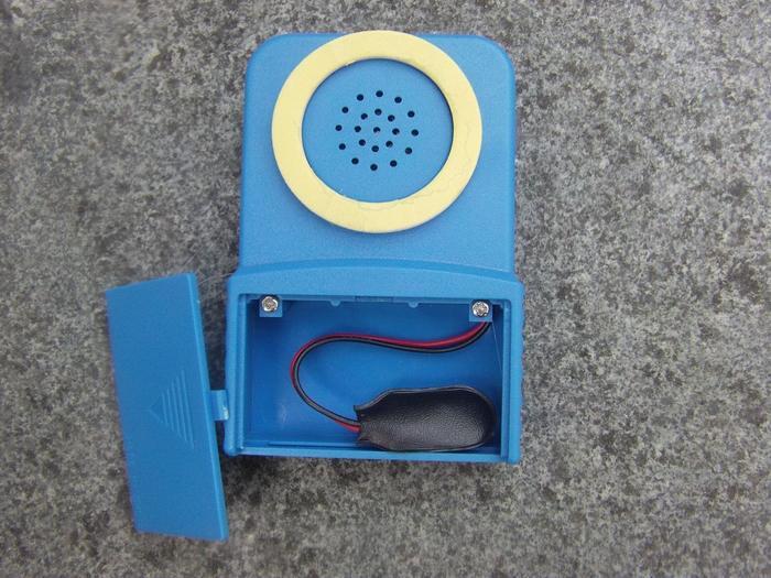 BAND -HANDHELD VOICE Wisselaar Draagbare mobiele telefoon Telefoon SXD-206A