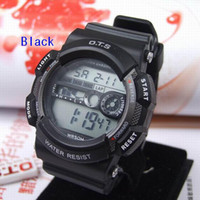 Wholesale Watches Ots - New Gulfman Mens Watch Sport Shock Men Water Resistant Watches OTS G9100 G-9100-1D