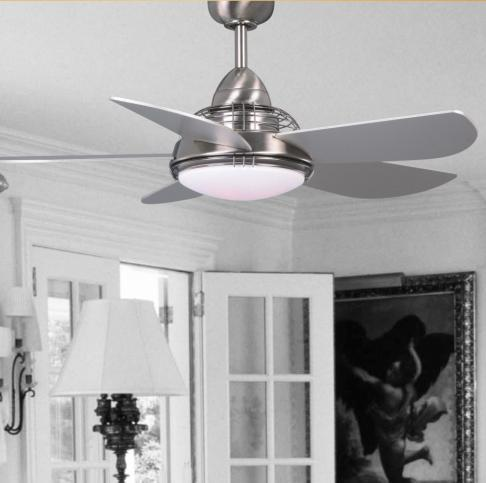 2017 Malgo High Quality New Fan Lamp Dining Room Lamp High Performance Ceiling  Fans Ma102vpw 1 Led 9w From Lamp_hk, $279.97 | Dhgate.Com Part 31
