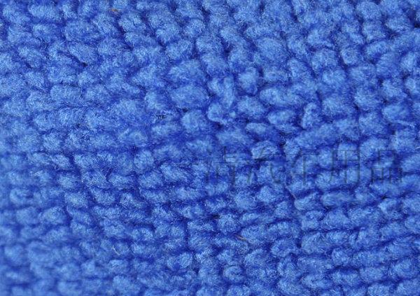 10 stks / partij wassen auto handdoek voor superfijne vezel blauwe kleur multifunctionele handdoek