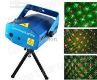 Wholesale Light Effect Flash - Wholesale - Mini Firework Flash Disco DJ Party Club Light Stage Lighting Laser Lamp Lights Effects (