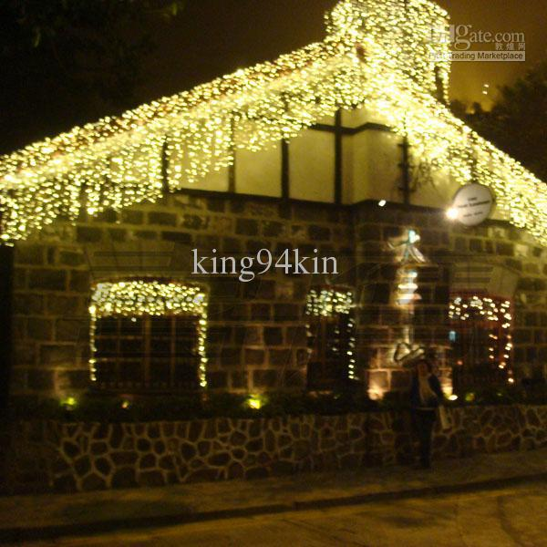 256 LED Lights 6m1m Curtain LightsChristmas Ornament LightFlash Colored LightsFairy Light Online With 30209 Piece On King94kins Store