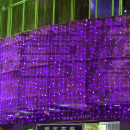 800 luzes LED 8m * 3m luzes de cortina, enfeite de natal luz, flash casamento luz colorida, luzes de fadas impermeável LED luz faixa de iluminação