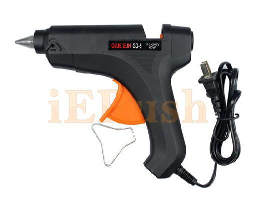 60W Calefacción Hot Melt Glue Gun Artesanía Reparación de Álbumes