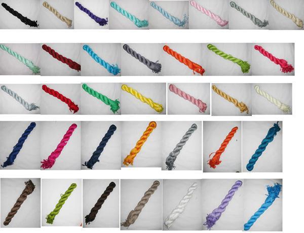 Womens Plain Color Effen kleur katoenen sjaal sjaals ponchos wrap sjaals sjaals 22 stks / partij # 1391