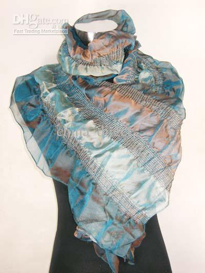 Ladies Women's SCARF scarves Scarf wraps shawls Ponchos shawl #1394