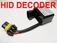 Wholesale Hid Warning Canceller - 40 PAIRS(2 PCS PAIR) HID XENON UNIVERSAL LIGHT WARNING CANCELLER NO ERROR CAN-BUS DECODER CAPACITORS
