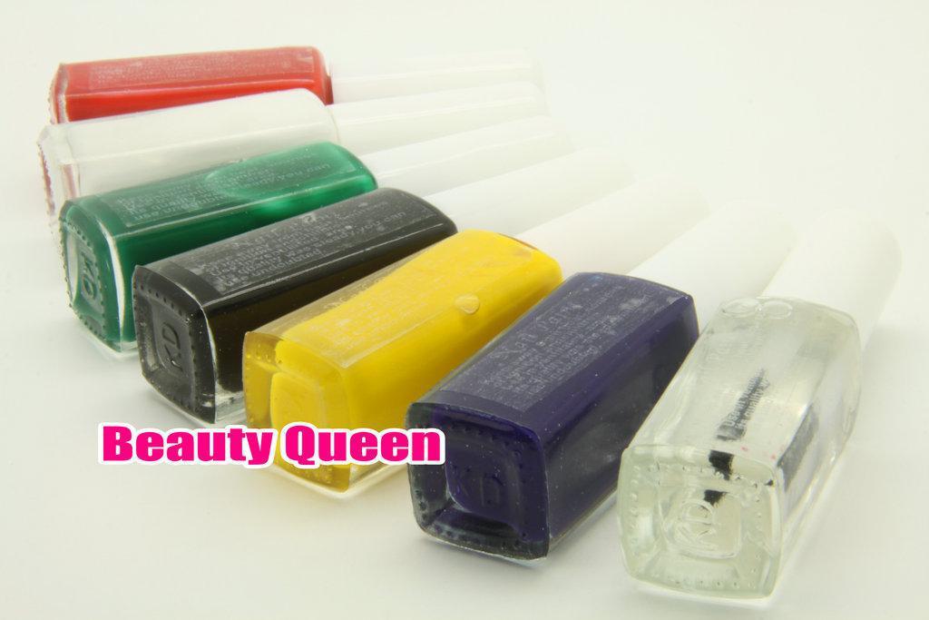 das spezielle polnische Nagelkunst-Stempel-Lack-Farben-Malerei für Bild-Platten-Metallschablone stempelt