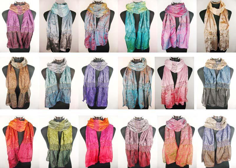 Dames jacquard sjaal sjaal sjaals sjaal / # 1418