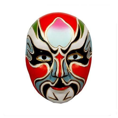 Cardboard Masks To Decorate Magnificent Venetian Masquerade Masks For Men  Chinese Opera Paper Mache Inspiration Design