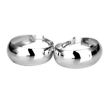 도매 - 최저 가격 크리스마스 선물 925 스털링 실버 패션 귀걸이 E110