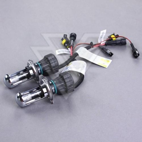 5 par 55W H4 H4-3 9003 HB2 H4 High / Low H / L BI-Xenon HID Xenon Wymiana żarówki Lampy światła 12V