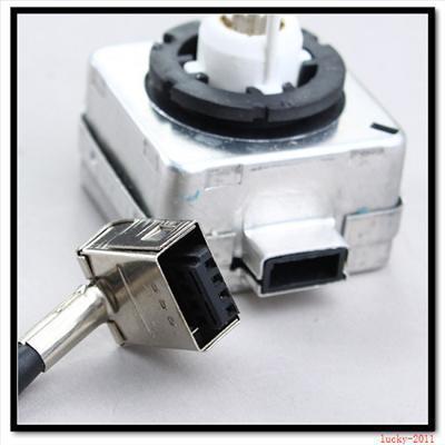 5 paren 2 stks paar D4 D4S D4R D4C HID Xenon Vervangingslamp met connector 4.3K 6K 8K 10K 12K