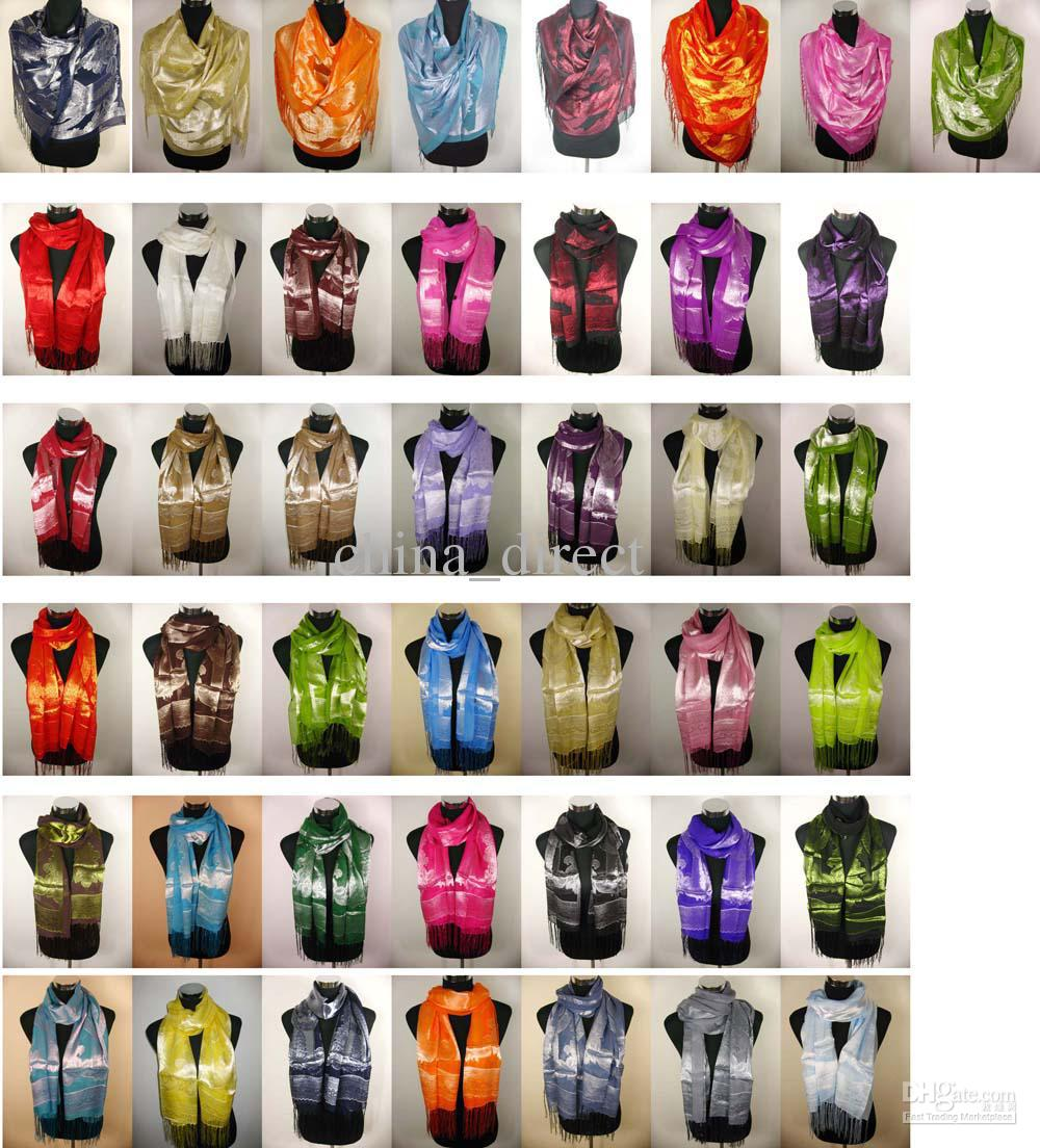Womens Ladies Silk scarf Shawl SCARF scarves Scarf NEWEST #1426