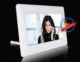 marcos digitales rosa Rebajas Venta al por mayor 7 pulgadas de marco de fotos digital TFT LCD. Marco de fotos digital, blanco / negro / rosa.